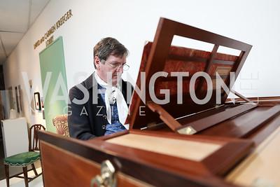 David Hildebrand. Photo by Tony Powell. 2019 Washington Winter Show. Katzen Center. January 10, 2019