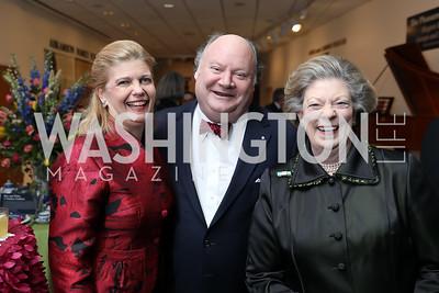 Alice and Jonathan Woods, Hannah Cox. Photo by Tony Powell. 2019 Washington Winter Show. Katzen Center. January 10, 2019