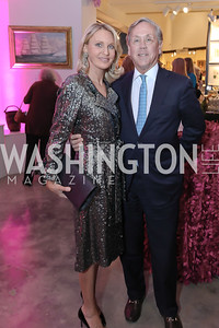 Amy Porter Stroh, Tim Messier. Photo by Tony Powell. 2019 Washington Winter Show. Katzen Center. January 10, 2019