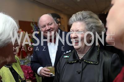 Jonathan Woods, Hannah Cox. Photo by Tony Powell. 2019 Washington Winter Show. Katzen Center. January 10, 2019