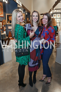 Erin Ritz, Julia Ghafouri, Mo Shuler. Photo by Tony Powell. 2019 Washington Winter Show. Katzen Center. January 10, 2019