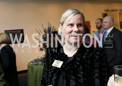 Board President Anne Elmore. Photo by Tony Powell. 2019 Washington Winter Show. Katzen Center. January 10, 2019