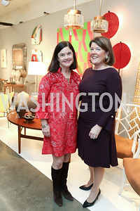 Judy Bishop, Renee Meath. Photo by Tony Powell. 2019 Washington Winter Show. Katzen Center. January 10, 2019