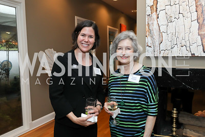 WildAid Marine Program Director Meaghan Brosnan, Susan Raines. Photo by Tony Powell. 2019 WildAid Gathering. May 2, 2019