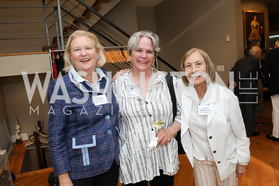 Diana Prince, Dorothy McGhee, Susan Rappaport. Photo by Tony Powell. 2019 WildAid Gathering. May 2, 2019