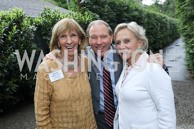 Wendy Benchley, Sen. Tom Udall and Jill Udall. Photo by Tony Powell. 2019 WildAid Gathering. May 2, 2019