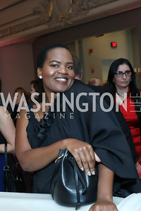 South Africa Amb.'s wife Changu Newman. Photo by Tony Powell. 2019 Young Concert Artists Gala. NMWA. April 23, 2019