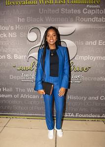 Tamika D. Mallory, Activist. Photo by Yasmin Holman. RWLC 25th Anniversary. Washington D.C. 11.02.2019