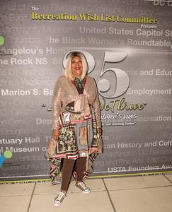 Raymone Bain. Photo by Yasmin Holman. RWLC 25th Anniversary. Washington D.C. 11.02.2019
