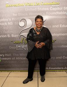 Cora Barry, RWLC CEO & Founder. Photo by Yasmin Holman. RWLC 25th  Anniversary. Washington D.C. 11.02.2019