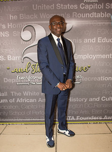 Armstrong Williams. Photo by Yasmin Holman. RWLC 25th Anniversary. Washington D.C. 11.02.2019