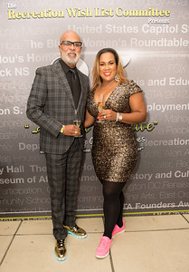 Luis and Monique McSween. Photo by Yasmin Holman. RWLC 2th Anniversary. Washington D.C. 11.02.2019