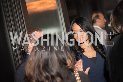 Katrina Pierson, AIPAC Dinner, Advanced Security Training Institute, Hosted by Martha Boneta, March 24, 2019, Photo by Ben Droz.