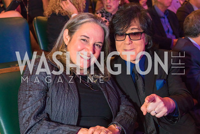 Lauren Iossa, John Titta . Photo by Alfredo Flores. The ASCAP Foundation We Write the Songs 2019. The Library of Congress. May 20, 2019