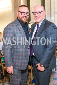 Desmond Child, Kevin McDonald. Photo by Alfredo Flores. The ASCAP Foundation We Write the Songs 2019. The Library of Congress. May 20, 2019