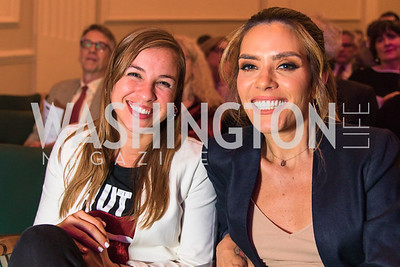 Sophia Villanueva, Kany Garcia. Photo by Alfredo Flores. The ASCAP Foundation We Write the Songs 2019. The Library of Congress. May 20, 2019