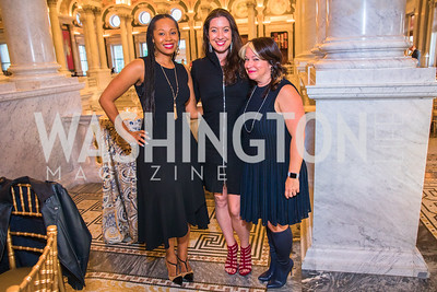 Anshia Crooms, Abby O'Neill, Michelle Lewis. Photo by Alfredo Flores. The ASCAP Foundation We Write the Songs 2019. The Library of Congress. May 20, 2019