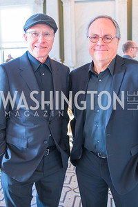Dean Parks , Doug Walter. Photo by Alfredo Flores. The ASCAP Foundation We Write the Songs 2019. The Library of Congress. May 20, 2019