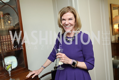 """Susan Brophy. Photo by Tony Powell. Douglas Brinkley """"American Moonshot"""" Book Party. April 1, 2019"""