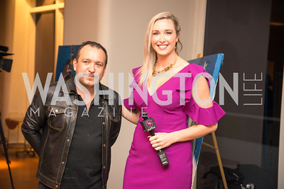 Rebuild Puerto Rico, VIP Fundraiser, Faena Hotel Penthouse, Hosted by Carole Crist, Art Basel, Miami Beach, December 2019, Photo by Ben Droz