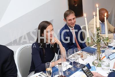 Matt and Ashley Goodspeed. Photo by Tony Powell. 2019 BGCA Spring Dinner. Metier. May 15, 2019