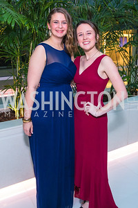 Christine Fairbanks, Kate Foster, Photo by Alfredo Flores. Catholic Charities Gala 2019. Marriott Marquis. April 5, 2019