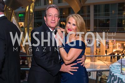 David Marsh, Susan Lacz. Photo by Alfredo Flores. Catholic Charities Gala 2019. Marriott Marquis. April 5, 2019 .dng