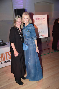 Kay Kendall, Mary Haft,  CityDance, DREAM Gala, at the Thurgood Marshall Center, May 11, 2019, photo by Ben Droz.