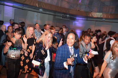 Paul Wharton, CityDance, DREAM Gala, at the Thurgood Marshall Center, May 11, 2019, photo by Ben Droz.