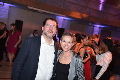 David Grosso, Serra Sippel, CityDance, DREAM Gala, at the Thurgood Marshall Center, May 11, 2019, photo by Ben Droz.