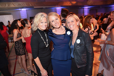 Linda Potter, Alexe Nowakowski, CityDance, DREAM Gala, at the Thurgood Marshall Center, May 11, 2019, photo by Ben Droz.