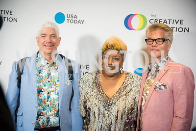 The Creative Coalition, Right to Bear Arts Gala, May 9, 2019, Photo by Ben Droz.