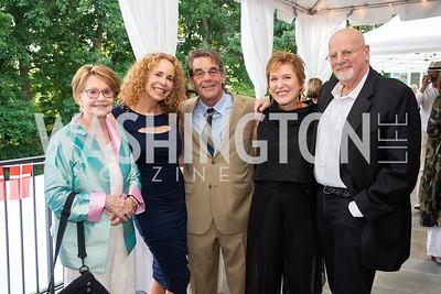 Myra McPherson, Michelle Galler, Christopher Weis, Susan Irwin, Richard Goldberg
