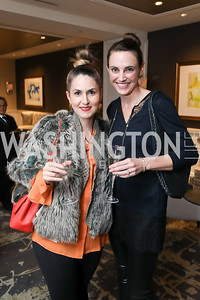 Nilo Hoorazar, Nancy Meakem. Photo by Tony Powell. DC Plastic Surgery Boutique Grand Opening. Four Seasons. January 24, 2019