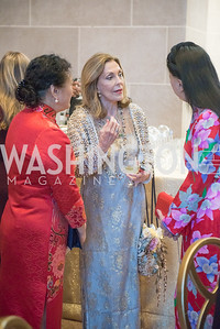 Freer Sackler, Gallery of Art, Empresses of China, March 27, 2019. Photo by Ben Droz.
