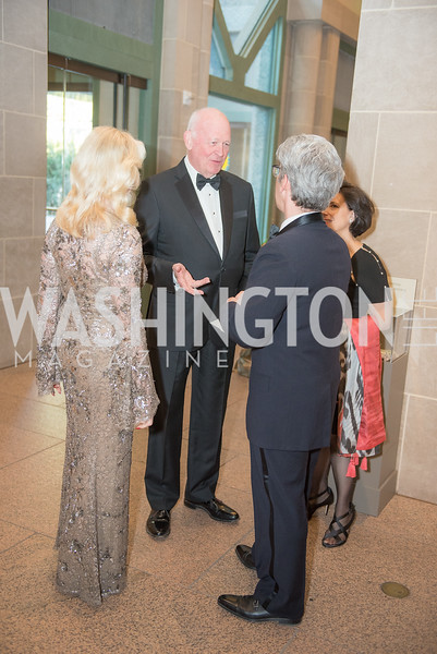 Michael Pillsbury, Freer Sackler, Gallery of Art, Empresses of China, March 27, 2019. Photo by Ben Droz.