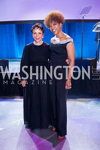 Sheila Johnson, Gina Adams