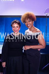 Sheila Johnson, Gina Adams