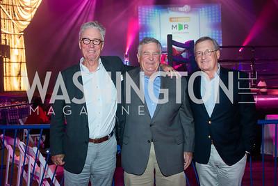 Mike McCarthy, Sandy Gordon, Frank Howard