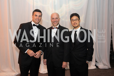 Doug Kammerer, Jeffrey Dome, Eugene Hwang