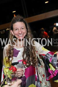 Kristina Windom. Photo by Tony Powell. Julie Kent's 50th Birthday. Embassy of New Zealand. September 28, 2019