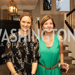 Lucy Owen, Maya Macguineas. Photo by Yasmin Holman. Kim Wehle Book Event. Chevy Chase. 09.14.19