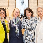 Grace Lee, Olwen Pongrace, Anita McBride, Barbara Gast