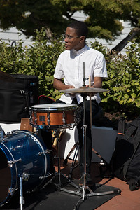 Kelton Norris. photo by Bruce Allen. LIFT Jazz Brunch