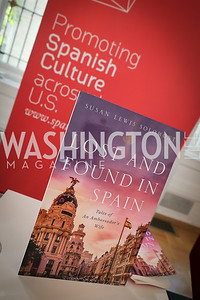 """Photo by Tony Powell. """"Lost & Found in Spain"""" Book Party. May 28, 2019"""