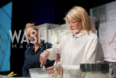 Martha Stewart. Photo by Tony Powell. MetroCooking DC. Convention Center. November 16, 2019