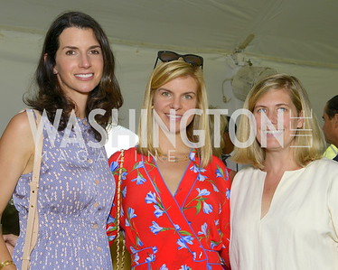 Catherine Boone, Eliza Holidaey, Jessie Sterichi,  NSLM 2019 Polo Classic Great Meadow Sep 15 2019 Photo by Nancy Milburn Kleck