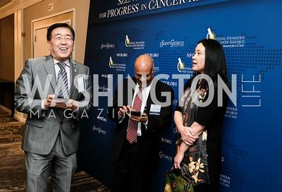 Photo by Naku Mayo National Cancer Research Center Awards November 14, 2019
