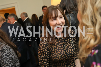 "Jane Mayer. Photo by Tony Powell. Neal Katyal ""Impeach"" Book Party. Glover Reiter Residence. November 23, 2019"