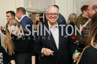 "Norm Ornstein. Photo by Tony Powell. Neal Katyal ""Impeach"" Book Party. Glover Reiter Residence. November 23, 2019"